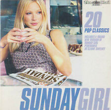 SUNDAY GIRL PROMO CD INXS THE LA`S DEXY`S ROD ELKIE BROOKS DUSTY T-REX 4 TOPS