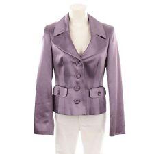 LUXUS COUTURE ESCADA HOCHZEIT FEST Blazer lila 36/38 NP1180,-jacket mugler gold