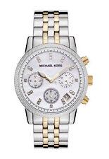 Elegante Michael Kors Quarz - (Batterie) Armbanduhren