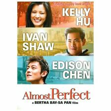 Almost Perfect (DVD, 2013) Kelly Hu, Ivan Shaw, Edison Chen, Roger Rees