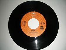 Kansas - Dust In The Wind  Italian Import  45 rpm  Kirshner Records VG   1977