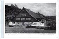 TREFFURT Thüringen ~1940/50 Jugendherberge Echtfoto-AK A. Ulbrich Völkershausen