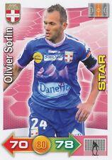 OLIVIER SORLIN # EVIAN THONON GAILLARD.FC ETG CARD PANINI ADRENALYN 2012