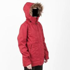 DAKINE Women's LOWELL Snow Jacket - SCARLET - Large - NWT