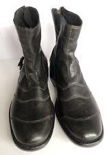 Belstaff Townmaster 1955 Leather Boots, Dark Brown, 40