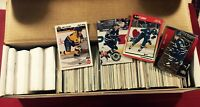 Collection Lot of 500 Assorted Mats Sundin Hockey Cards All Years Companies
