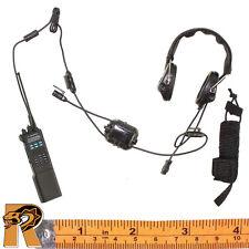 Titans PMC Casey - Radio & Headphones Set - 1/6 Scale - Damtoys Action Figures