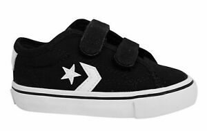 Converse Star trainers replay infants Ox toddlers kids 763562C boys girls