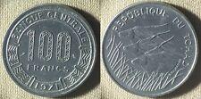 Chad : 1971 100 Fr BU Luster # 2  IR5640