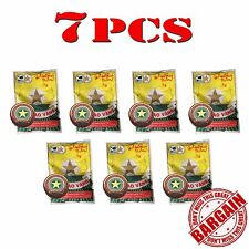 7 x 3g Golden Star Aromatic Balm - Cold Headache Runny nose Joint pain HERBAL