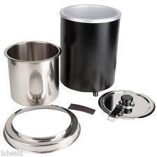 Avantco 6 Qt Round Black Countertop Soup Kettle Warmer 110v 300w 10 Rebate