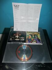 CD GREENSLADE TIME AND TIDE JAPAN PRESS WITH INSERT NO OBI