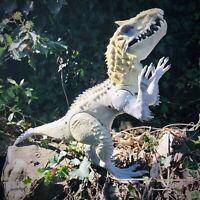 Jurassic World Indominus Rex Dinosaur Action Figure With Lights & Sounds Hasbro