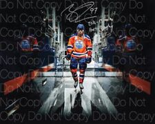 Connor McDavid signed Oilers 8X10 photo picture poster autograph RP