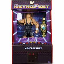WWE Wrestling Mattel Elite Exclusive Legends RetroFest Mr Perfect Figure New