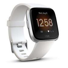 5faa215fafdc Fitbit Versa Lite Edition Blanco Reloj deportivo S P + L G Nuevo.