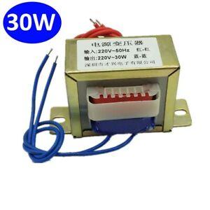 1PCS Power Transformer 30W 220V To 220V 1:1 Safe Isolation Anti-interference