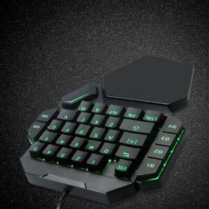 Mini Gaming Keypads Mini Claviers De Jeu Claviers De Jeu Mécaniques à Une Main