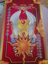 56pcs Anime Card Captor Sakura The Clow Cards Set Cosplay Prop Supplies New