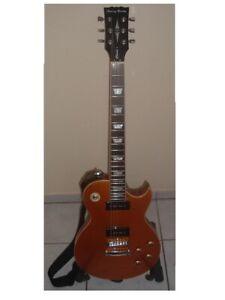 Gitarre Harley Benton Goldtop Les Paul