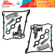 For Audi A4 A6 2.7T 2.8 V6 VW Passat B5 2.8 Left & Right Timing Chain Tensioner