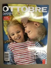"""OTTOBRE design Kids Sommer 3/2020 grössen 62-170cm """"ungelesen&unbenutzt"""" TOP"""