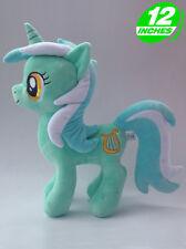 "Big 30CM 12"" My Little Pony Lyra Heartstrings Plush Stuffed Doll POPL8023 OLY"