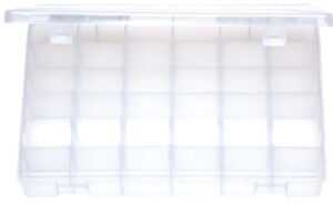 YAD Kunstköderbox weichköderresistent, bis zu 36 Fächer