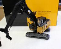 Caterpillar TR40002 Yellow Diecast 1:50 TR40002 Crawler Forestry Machine Model