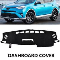 Dashboard Cover Dash Mat Dashmat Pad For Toyota RAV4 40 Series GXL Cruiser 13-18