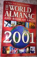 The World Almanac and Book of Facts, 2001 by World Almanac