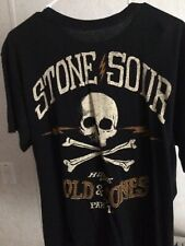 Stone Sour House Of Gold & Bones Part 2 2013 Tshirt Size L Pre Owned