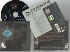 The Jon Spencer Blues Explosion - Now I Got Worry - 1993 Japan obi
