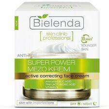 Bielenda Skin Clinic Professional Super Power Mezo Correcting Face Cream 50ml