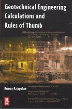 Geotechnical Engineering calculations and rules of thumb Ruwan Rajapakse 2008 PB
