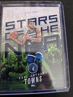 2017-18 Prestige Stars of the NBA #7 Karl-Anthony Towns Minnesota Timberwolves