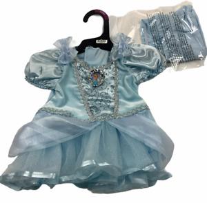Disney Princess Cinderella Baby Toddler Dressup Costume Dress 0-6 Months