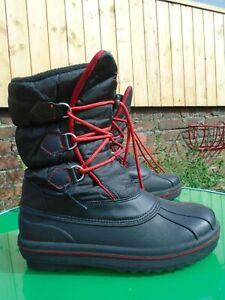 Campri Snow Boots Mens  