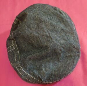 Toddler Old Newspaper Boy Type Hat Cap