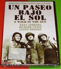 UN PASEO BAJO EL SOL / A WALK IN THE SUN - English Español - Precintada