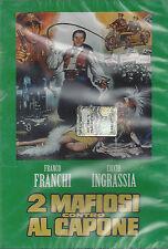 Dvd **FRANCO FRANCHI & CICCIO INGRASSIA ♥ 2 MAFIOSI CONTRO AL CAPONE** 1966