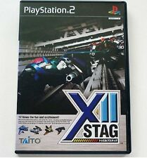 Used PS2 XII Stag Japan Import (Free Shipping)