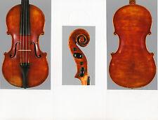 A fine Italian violin by Eugenio Weiss, 1897, Trieste, NICE!