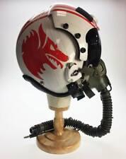HGU-33 Flight Helmet Decals VF-1 Wolfpack F-14 Tomcat (Real Top Gun stuff)