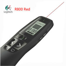 Logitech Professional Presenter R800 Wireless Remote Control with USB Receiver