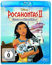 Pocahontas 2 - Blu-ray - NEU/OVP - Disney
