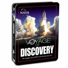Voyage of Discovery DVD 3 Disc Set STEELBOOK
