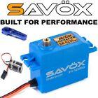Mega Combo - Savox SW-0230MG Waterproof Servo + Glitch Buster + Aluminun Horn