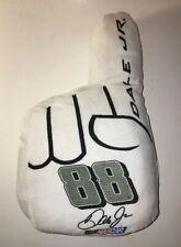 #88 Nascar White Finger Dale Jr. NWT Car Racing Stuffed Plush NASCAR