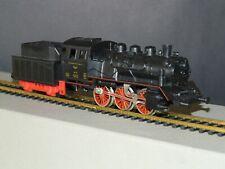 Fleischmann HO 4125-2 DC - Steam Locomotive 0-6-0 - Vintage